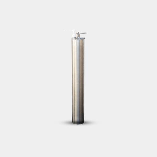 Eco-safe Floor Mount Dispenser 500ml - 1L